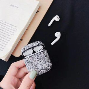 Accessories - NEW Luxury Bling Hard Apple Airpods 1 2 Pro case